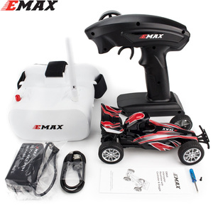 Image 1 - Emax Interceptor FPV Racing Car 2.4G Radio Control High speed With Camera Goggle Glasses RC Car 2~3S RTG Version for Gift