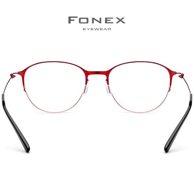 FONEX Titanium Alloy Glasses 4