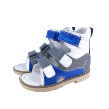 Ortoluckland Baby Boys Shoes Orthopedic Sandal for Children