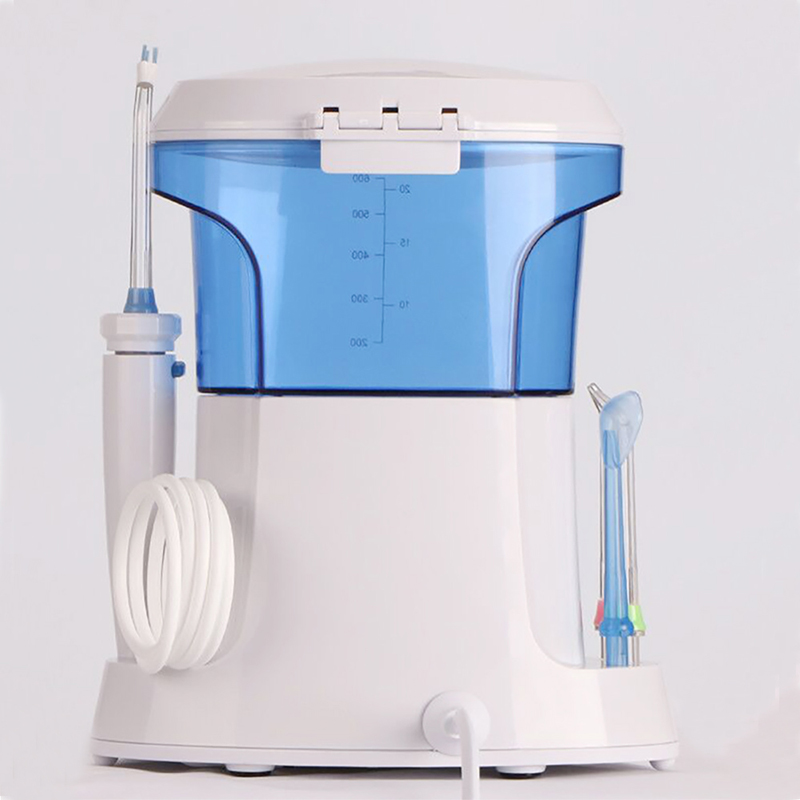 Oral Irrigator 7pcs Tips Dental Water Flosser Electric Cleaner Oral Hygiene Dental Water Flossing Tooth Care Clean For Family 6