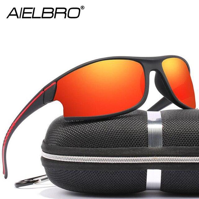 Polarizado ciclismo óculos de sol esportes ao ar livre pesca caminhadas ciclismo homem ciclismo óculos gafas ciclismo 1