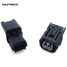 все цены на 1 Set Sumitomo 2 Pins HV 040 Male Female Auto Connector ABS Sensor Plug Press Switch Ignition Coil Connector 6189-7036 For Honda онлайн