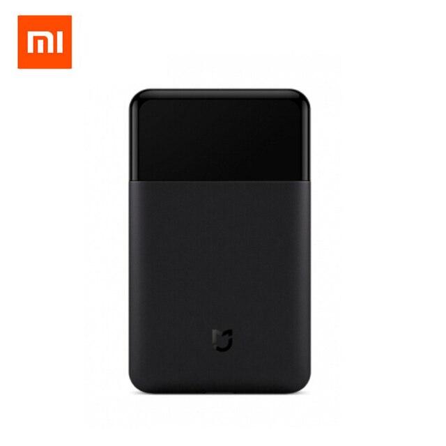 מקורי Xiaomi Mijia מכונת גילוח נייד חשמלי תער גילוח USB נטענת 60HRC יפן פלדה Mens נסיעות