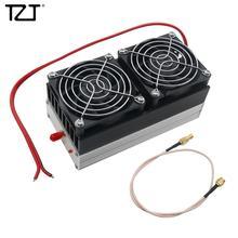 TZT 80W 90W 400MHz 470MHz Interphone Car Radio UHF Ham Radio Power Amplifier