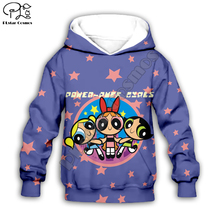 Kids Cloth Anime Flying police Girls Cartoon 3d hoodies/tshirt/boy sweatshirt Hot Movie pant style-4