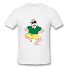 2019 Mens Basic Short Sleeve T-Shirt 3D Print t shirt Dragon Ball Sex Old Man Cotton Funny T-shirt homme Top Tees