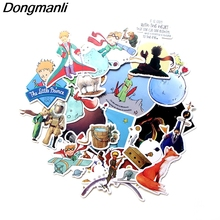 L3500 Dongmanli 23Pcs/set Le Petit Prince DIY Skateboard Graffiti Laptop Badge Motorcycle Luggage Accessories