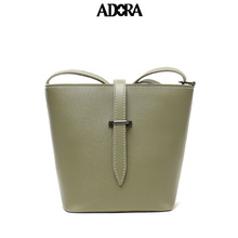 ADORA Fashion Handbags Women Bags Designer  Bags Handbags Women Famous Brands  Messenger Bag Bucket Shoulder Crossbody Bag 2017 women s handbags fashion wild tassel bucket bag tote leather women messenger bags girls for shoulder bag brands designer