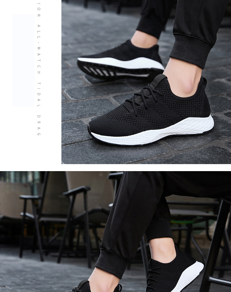 Hf253741717e84e5a908c77ef327ae01bL - Men Casual Shoes Men Sneakers Brand Men Shoes Loafers Slip On Male Mesh Flats Big Size Breathable Spring Autumn Winter Xammep