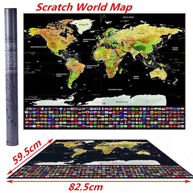 "United Kingdom Map  Poster  24/""x36/"" maxi size"