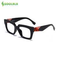 SOOLALA Anti lumière bleue bloquant lunettes De lecture femmes hommes Lentes De Lectura Mujer 0.5 0.75 1.0 1.25 1.5 1.75 presbytie lunettes
