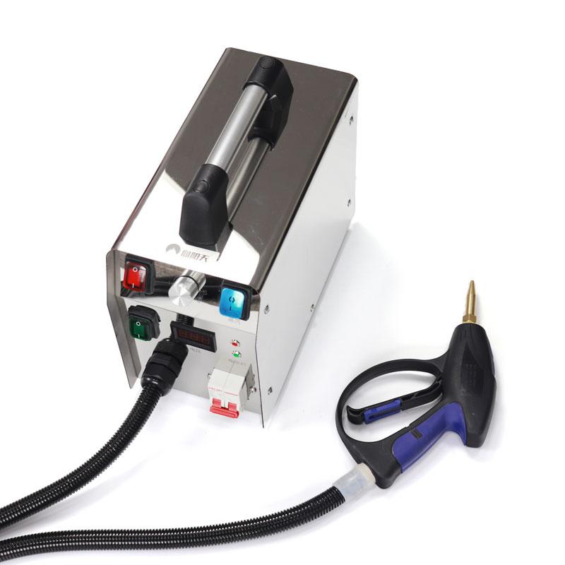 220V Commercial Electric High-temperature Steam Cleaner 5Bar High Pressure Multi Steaming Cleaner EU/AU/UK/US Plug