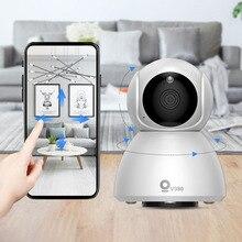 Xiavv Q8 HD 1080P 360 ° панорамная IP инфракрасная камера ночного видения панорамная камера монитор для сна младенца