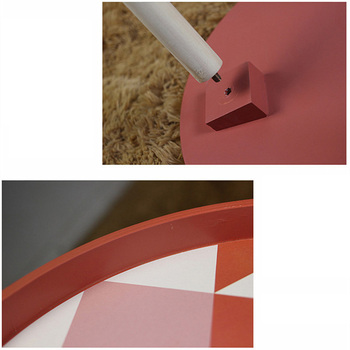 Nowoczesne komfortowe drewniane okrągłe stoliki do kawiarni sypialnia Nordic Mini stoliki do kawy oprócz dom umeblowanie akcesoria do dekoracji wnętrz tanie i dobre opinie CN (pochodzenie) Montaż Domu Europa i ameryka Drewna ROUND 40CM