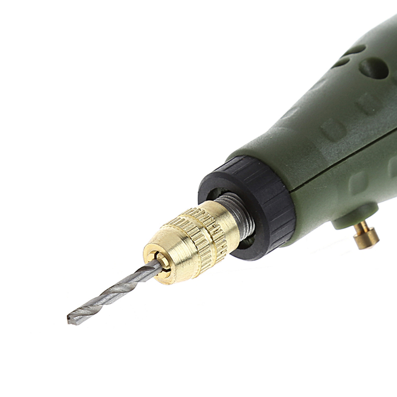 110 220V Mini Electric Grinding Milling Polishing Drilling Cutting Engraving in Chisel from Tools