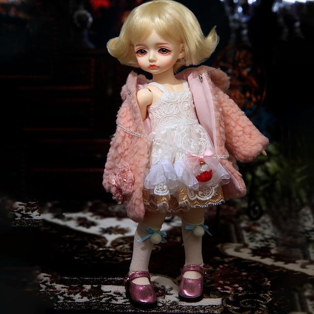 OUENEIFS BJD Sarah Yosd Doll1 6 Model Baby Girls Boys Doll Toys for Children Friends Surprise