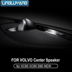 Для volvo new 2018 2019 2020 XC60 центральный динамик Автомобильные аксессуары дверной Рог s90 v90 xc90