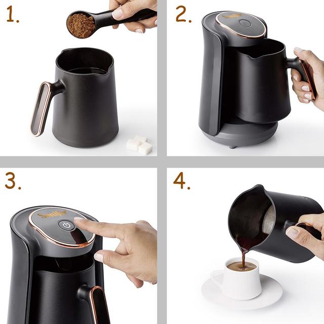 Mini Coffee Maker Machine