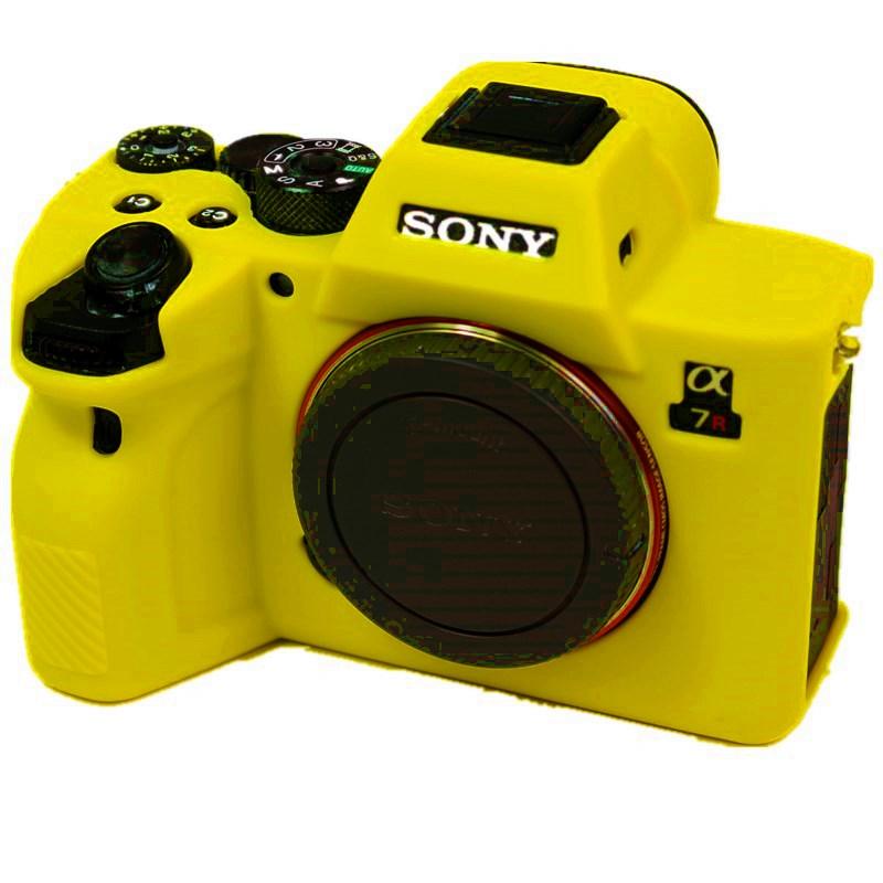 Funnyrunstore Soft Camera Video Bag Funda de silicona para Sony A7 ...