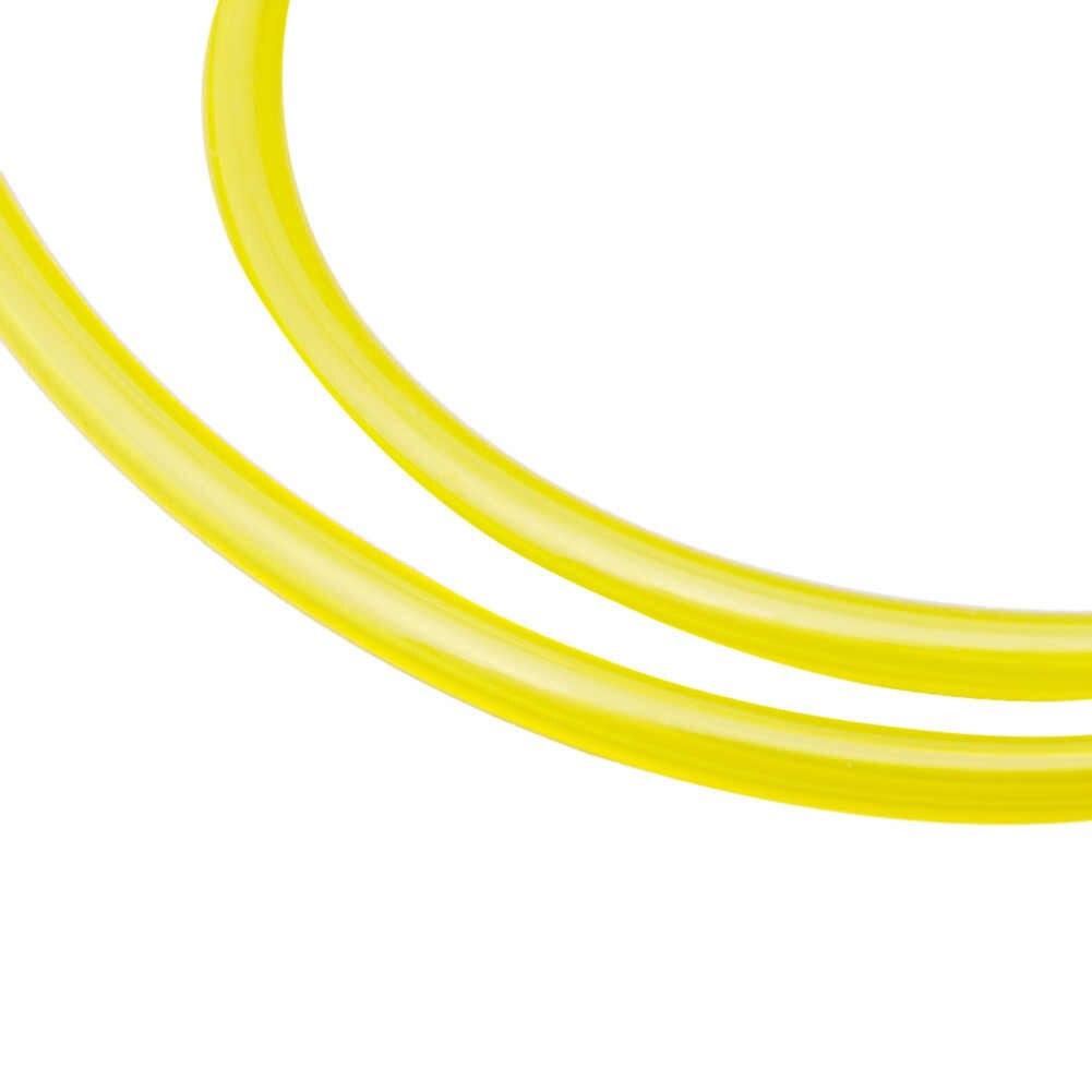 Новая продажа топливный газопроводная труба шланг для триммер бензопила Воздуходувка 3 мм пластик Горячая продажа высокого качества