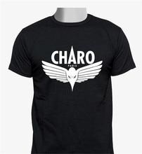 Limited Edition Charo Niska Paris Custom Men Black T Shirt Size S 3xl 100% Cotton Hip-hop T-shirts For Man
