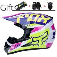 Hot sales off road helmets downhill racing mountain full face helmet motorcycle moto cross casco casque capacete