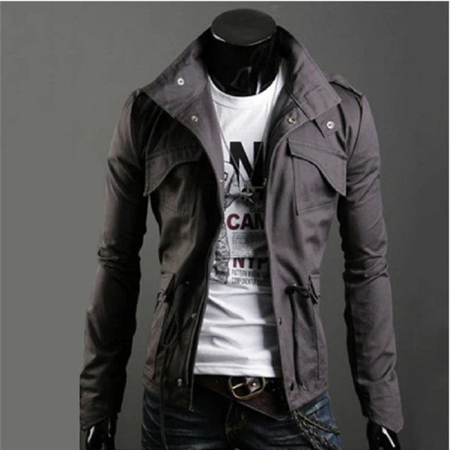 2020 Military Jacket Men Spring Autumn Cotton Windbreaker Pilot Coat Army Men's Bomber Jackets Cargo Flight Jacket Male Clothes 2