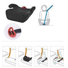 Автомобиль Booster детское кресло безопасности крепкая Подушка для стула для малышей детей LX9C