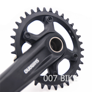 Image 5 - SHIMANO DEORE SLX FC MT610 mechanizm korbowy M6000 10/11/12 Speed mechanizm korbowy BB52 32T 34T 170MM 175MM M610 mechanizm korbowy