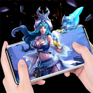 Image 4 - Front & Rear Double Sides Tempered Glass Transparent Magneto Phone Case for ASUS ROG Phone II 2 / ZS660KL