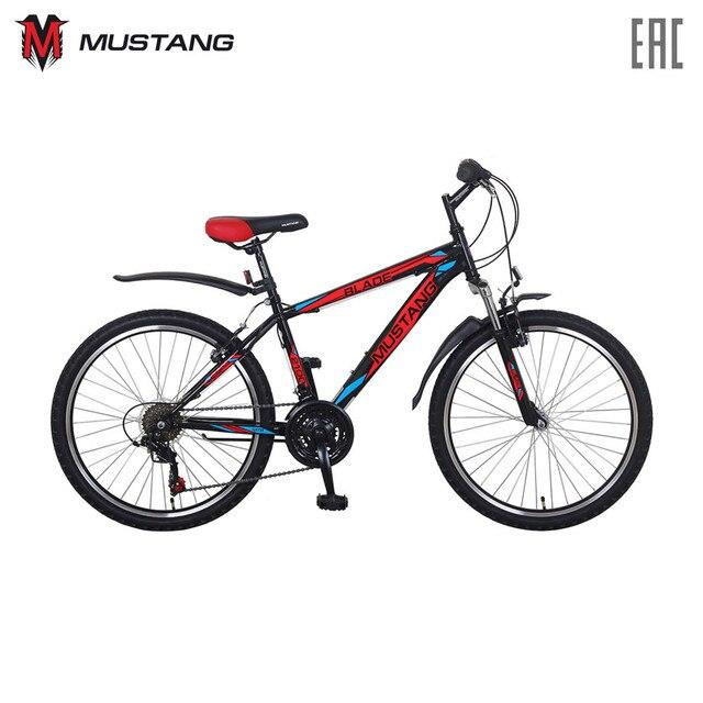 """Велосипед MUSTANG подростковый MTB """"24"""", BLADE 2100, доставка от 2-х дней"""