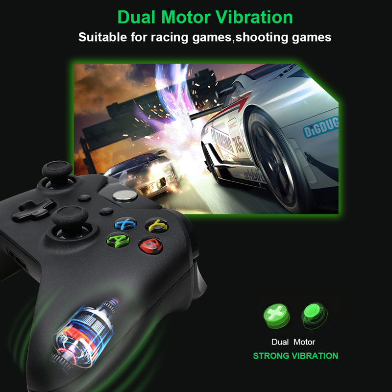 Image 3 - For Xbox One Wireless Gamepad Remote Controller Mando Controle 