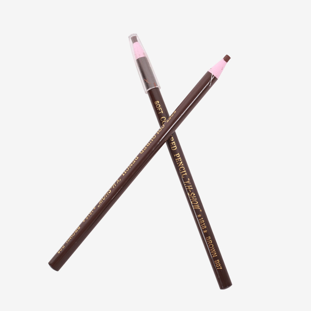 2pcs Microblading Eyebrow Tattoo Tearable Pencil Waterproof Permanent  Makeup Eye Brow Tattoo Accessories