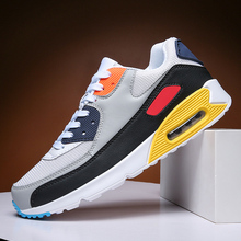 Sneakers Men Running Shoes Comfort Air Cushion Shoes Men