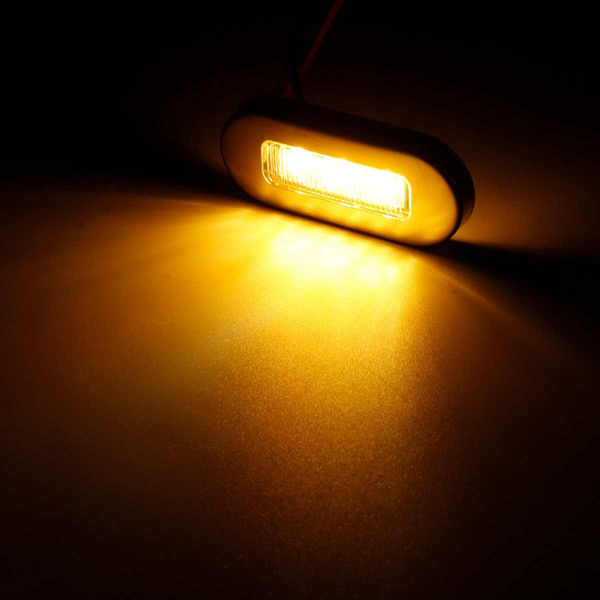 indicadoras turn signal iluminação marinha barco lanterna traseira