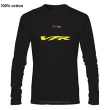 Camiseta personalização vfr s m l xl xxl homme moto