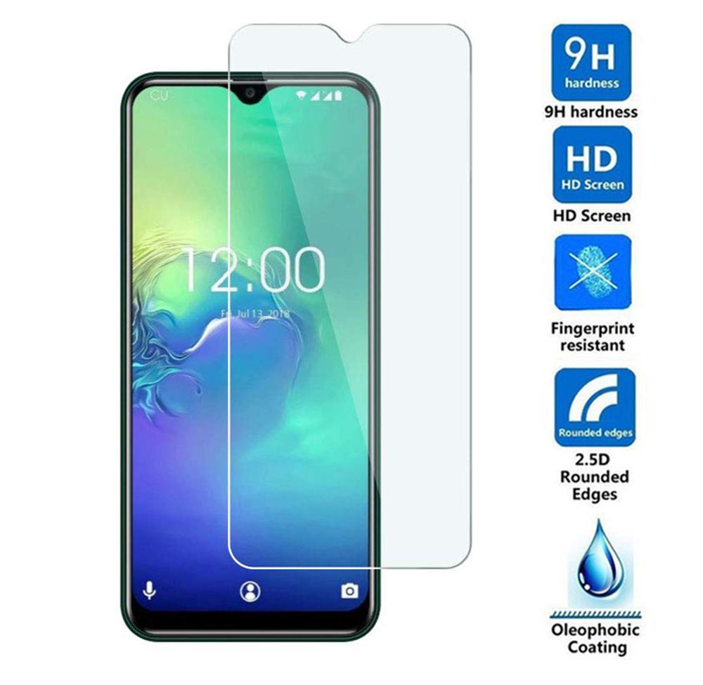 2.5D 9H Tempered Glass For Oukitel C17 C15 C16 C10 C8 C11 C12 C13 Pro Y4800 K8 K9 K12 U25 Pro Scratch Proof Screen Protector(China)