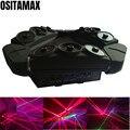 Лазерный луч RGB  светильник с движущейся головкой  9 глаз  луч трангл DMX512  лазерный светильник управления  вечерние дискотеки  DJ  лазерный про...