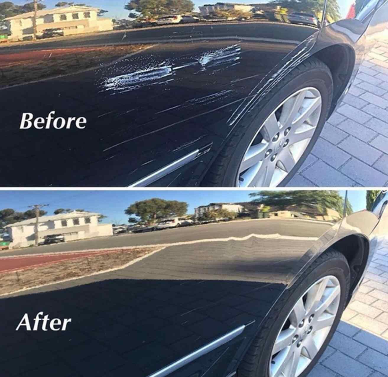 Pasta do polerowania wosk środek do naprawy zarysowań na samochodzie dla mazda 3 seat ibiza honda civic 2006-2011 seat leon toyota corolla 2008