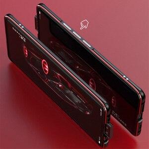 Image 3 - สำหรับ VIVO NEX 3 กรณีกรอบโลหะคู่สีอลูมิเนียมป้องกันกันชนสำหรับ VIVO NEX 3 Nex3 5G กรณี