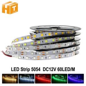 Image 1 - Nieuwe Aangekomen Helderder Led Strip 5054 DC12V Flexibele Led Light & Rgb Led Strip 5050, 5054 Is De Upgrade Van 5050.