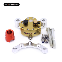 Steering Damper Stabilizer For KTM 690 DUKE/R 2012 13 14 15 16 17 2018 Motorcycle Accessories Mount Bracket Kit Reversed Safety