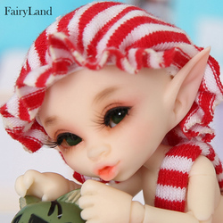 FreeShipping OUENEIFS Fairyland Realpuki Kaka bjd sd 1/13 body model baby girls boys dolls eyes High Quality jiont doll