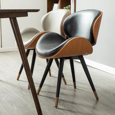 K-star Nordic Dining Chair Modern Minimalist Home Leisure Chair Coffee Shop Chair Wrought Iron Net Red Chair Coffee Shop Cha 5