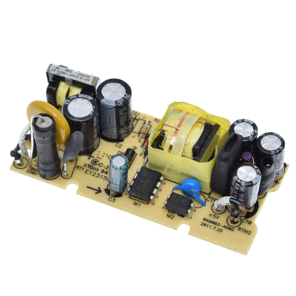 AC-DC 5V 2A 2000mA Switch Power Supply Module For Replace Repair LED Power Supply Board