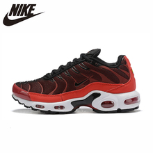 купить Nike Air Max TN Original New Arrival Men Running Shoes Lightweight Sports Outdoor Sneakers #852630 по цене 4308.43 рублей