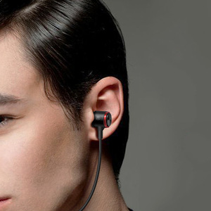 Image 2 - מקצועי ספורט אוזניות סופר בס אוזניות בקרת מיקרופון סטריאו אוזניות בתוך אוזן ספורט אוזניות 3.5mm