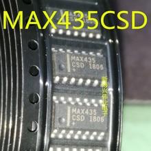 5 шт. в упаковке MAX435CSD MAX435 SOP14