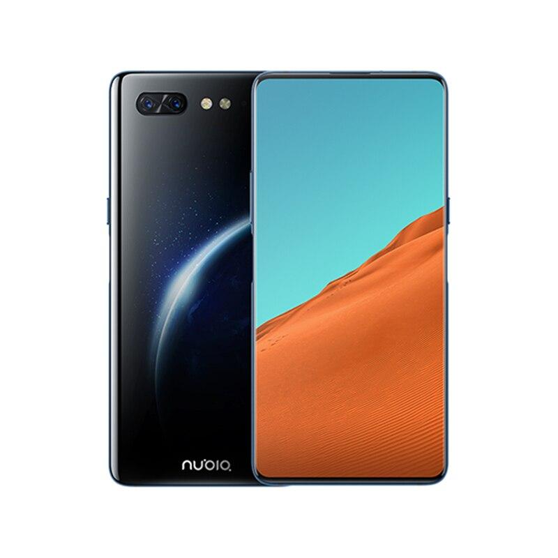 Image 3 - ZTE Nubia X 6.26+5.1inch Dual Screen Mobile Phone 6GB 64GB Snapdragon 845 Octa Core 16+24MP Camera 3800mAh Fingerprint PhoneCellphones   -