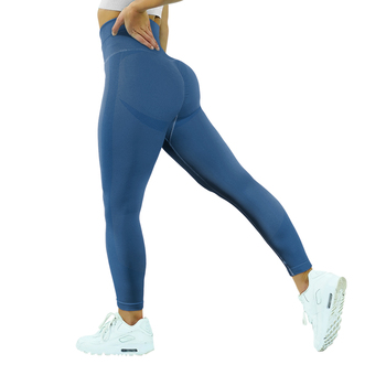RUUHEE Seamless Legging Yoga Pants Sports Clothing Solid High Waist Full Length Workout Leggings for Fittness Yoga Leggings 21